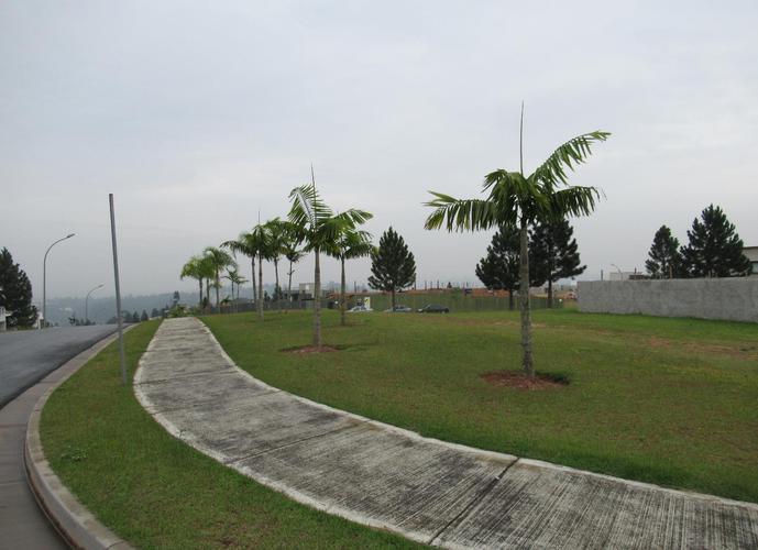 Terreno em Granja Viana/SP de 534m² a venda por R$ 640.000,00