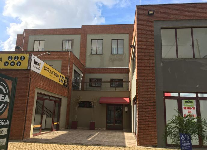 Sala em Granja Viana/SP de 43m² para locação R$ 1.200,00/mes