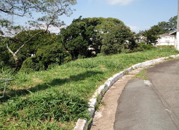 Terreno em Granja Viana/SP de 646m² a venda por R$ 450.000,00