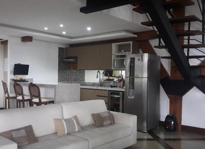 Loft em Granja Viana/SP de 88m² 1 quartos a venda por R$ 850.000,00