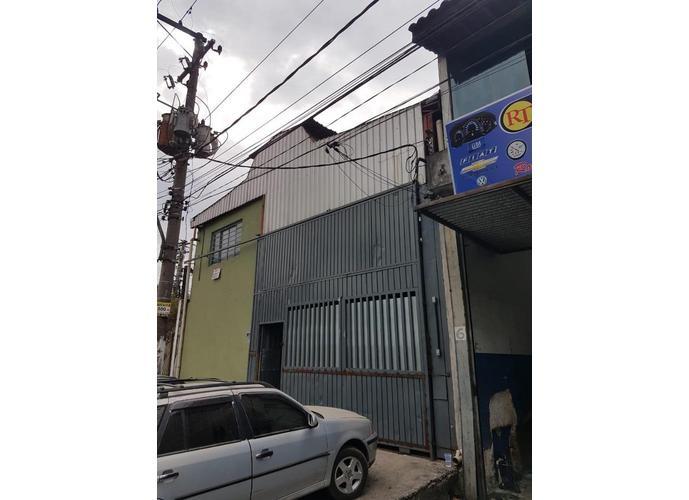 Galpão em Rochdale/SP de 300m² a venda por R$ 1.200.000,00
