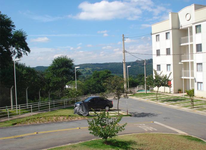 Apartamento em Bosque Clube Cotia/SP de 45m² 1 quartos a venda por R$ 240.000,00 ou para locação R$ 1.600,00/mes