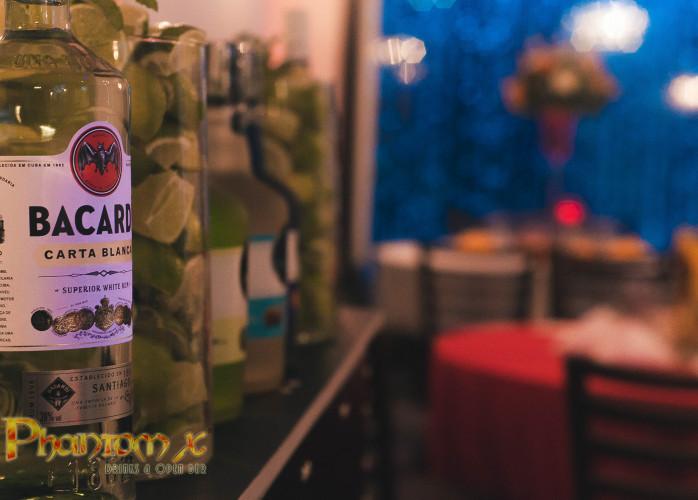 Phantom X Drinks & Open bar