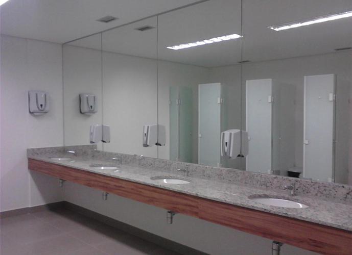 Sala em Granja Viana/SP de 41m² para locação R$ 1.612,14/mes