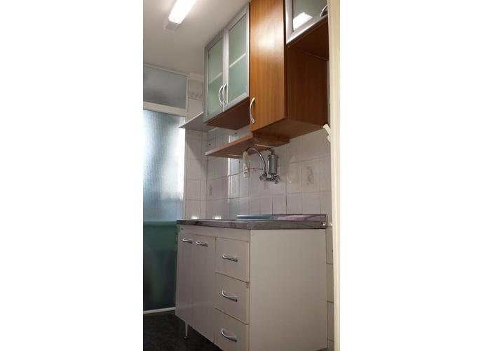 Apartamento em Granja Viana/SP de 45m² 2 quartos a venda por R$ 197.000,00