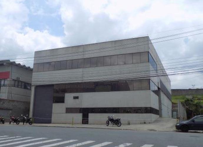 Galpão em Parque Industrial San José/SP de 926m² a venda por R$ 3.100.000,00 ou para locação R$ 19.000,00/mes