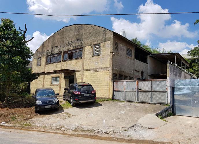 Galpão em Jardim Colibri/SP de 506m² para locação R$ 6.000,00/mes