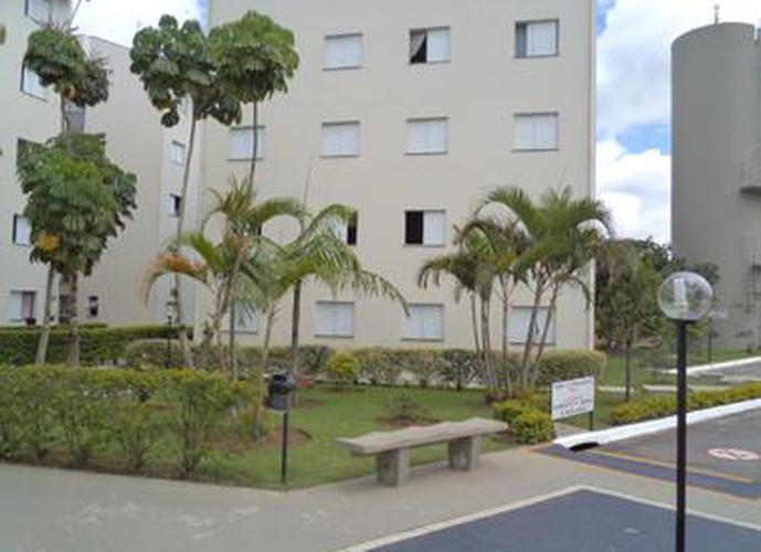 Apartamento em Granja Viana/SP de 55m² 2 quartos a venda por R$ 198.000,00