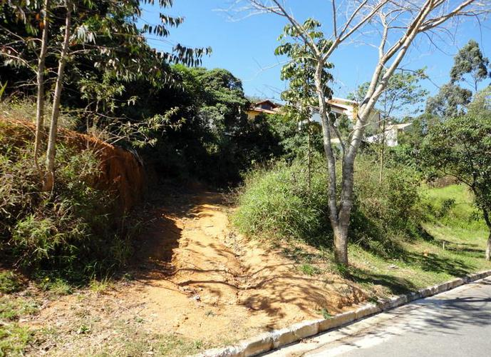 Terreno em Granja Viana/SP de 503m² a venda por R$ 350.000,00