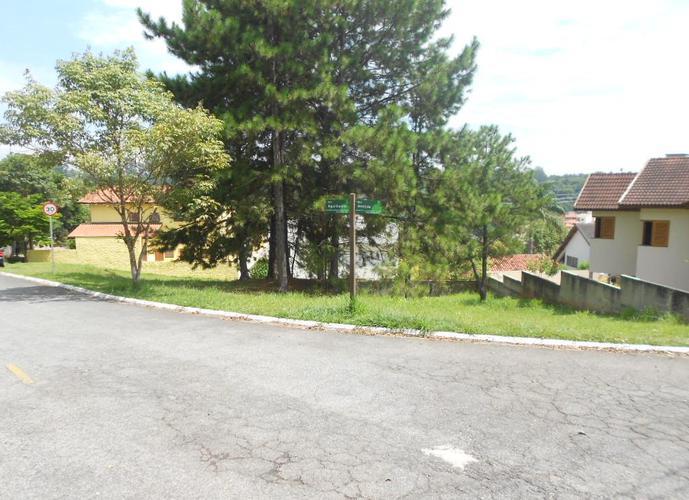 Terreno em Granja Viana/SP de 673m² a venda por R$ 500.000,00