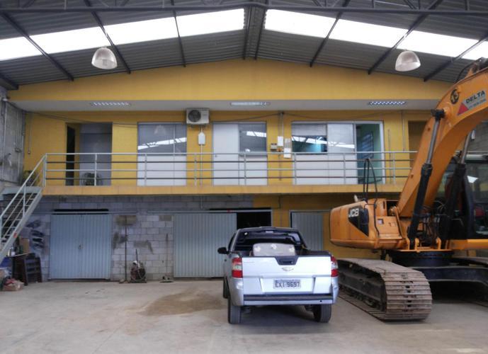 Galpão em Santa Maria/SP de 600m² para locação R$ 12.000,00/mes