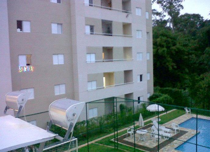 Apartamento em Granja Viana/SP de 54m² 2 quartos a venda por R$ 295.000,00
