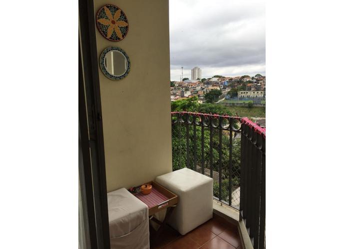 Apartamento em Jardim Rio Pequeno/SP de 57m² 2 quartos a venda por R$ 310.000,00 ou para locação R$ 1.600,00/mes