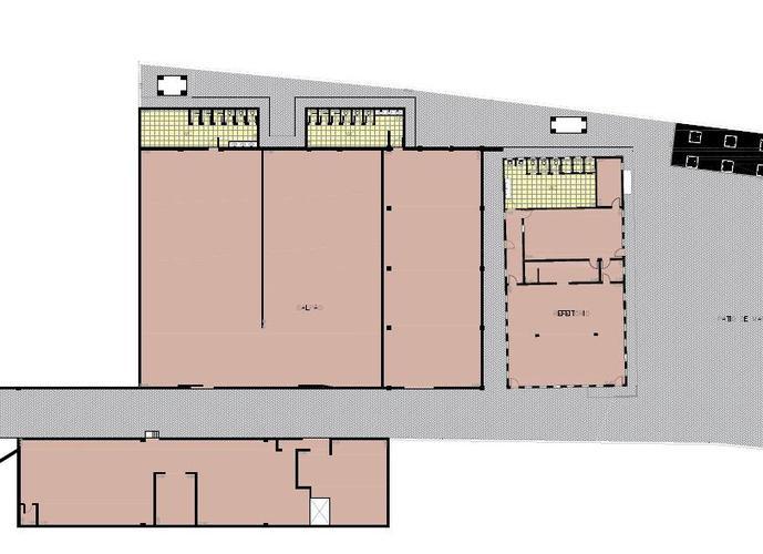 Galpão em Centro/SP de 1481m² para locação R$ 18.000,00/mes