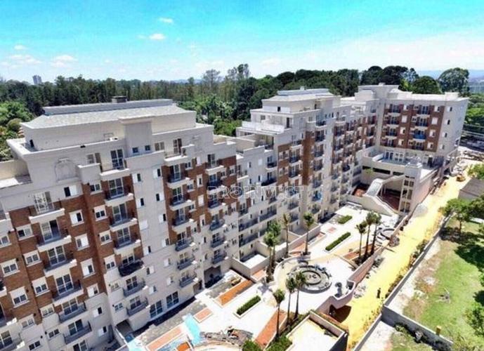 Apartamento em Granja Viana/SP de 38m² 1 quartos para locação R$ 2.000,00/mes