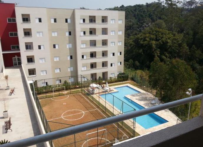 Apartamento em Granja Viana/SP de 54m² 2 quartos a venda por R$ 300.000,00 ou para locação R$ 1.380,00/mes