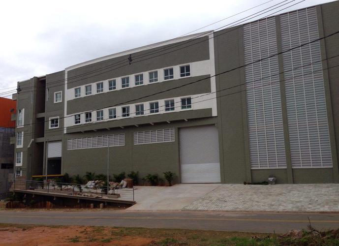 Galpão em Centro (Vargem Grande Paulista)/SP de 1440m² para locação R$ 26.500,00/mes