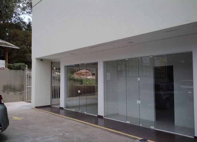 Loja em Granja Viana/SP de 100m² para locação R$ 5.500,00/mes