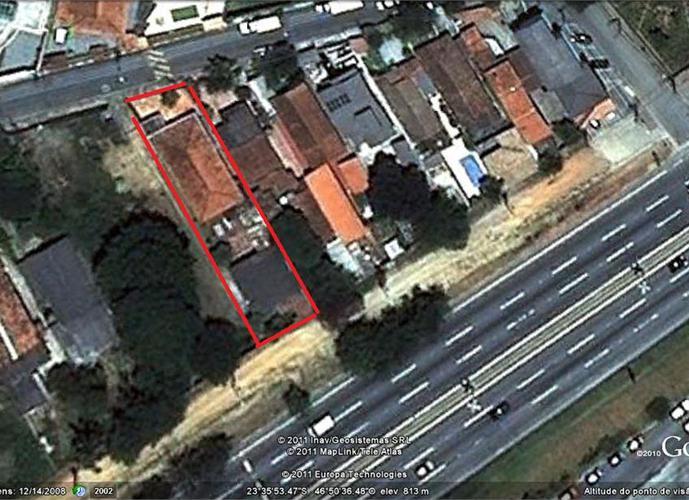 Terreno em Granja Viana/SP de 1268m² a venda por R$ 2.900.000,00