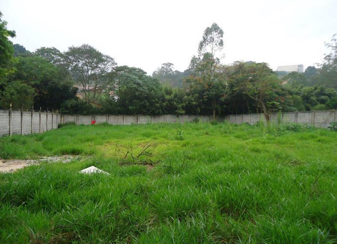 Terreno em Granja Viana/SP de 1305m² a venda por R$ 650.000,00