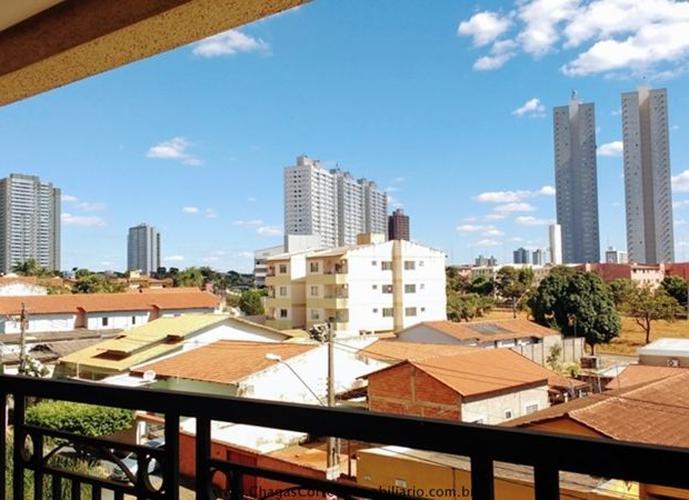 Apartamento a Venda no bairro Parque Amazônia - Goiânia, GO - Ref: AP-08
