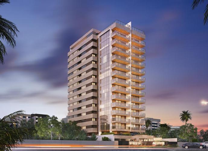 04 suítes, 286m², ÷ em 100 meses, Beira Mar de Jatiúca - Apartamento Alto Padrão a Venda no bairro Jatiúca - Maceió, AL - Ref: PI80761