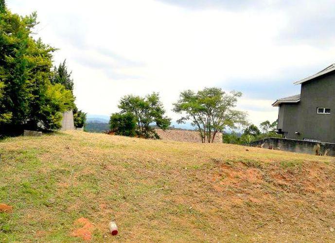 Terreno em Granja Viana/SP de 787m² a venda por R$ 390.000,00