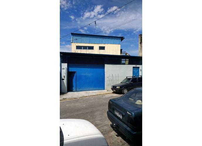 Galpão em Jardim Jussara/SP de 700m² a venda por R$ 750.000,00