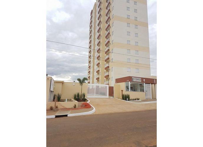 Mosaico Residencial - Apartamento a Venda no bairro Chácara Antonieta - Limeira, SP - Ref: BF59969