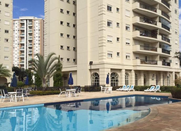 Tamboré - Parque Tamboré -139 m2, 3 dorms, 2 vagas, armários - Apartamento para Aluguel no bairro Tamboré - Santana de Parnaíba, SP - Ref: FRAP0007