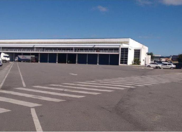 Galpão em Condomínio ao Lado do Aeroporto de Guarulhos - Galpão para Aluguel no bairro Vila Barros - Guarulhos, SP - Ref: MA04616
