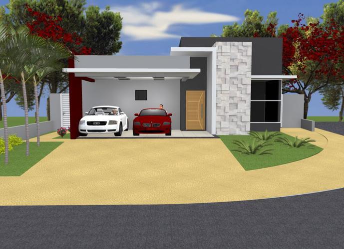 Casa térrea 3 suítes no Buona Vita Ribeirão - Casa em Condomínio a Venda no bairro Vila do Golf - Ribeirão Preto, SP - Ref: FA59713
