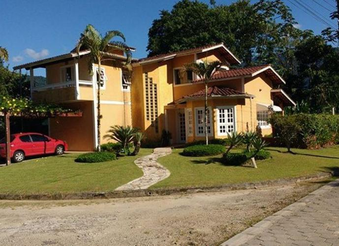 Casa em Condomínio a Venda no bairro Mococa - Caraguatatuba, SP - Ref: LA20057