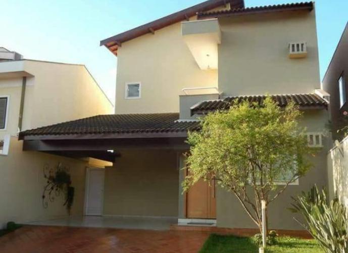Sobrado Condomínio Nova Aliança 4 dormitórios - Casa em Condomínio a Venda no bairro Nova Aliança - Ribeirão Preto, SP - Ref: FA21159