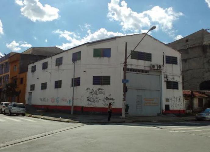 Galpão para Aluguel no bairro Vila Guilherme - São Paulo, SP - Ref: ZANNI0150