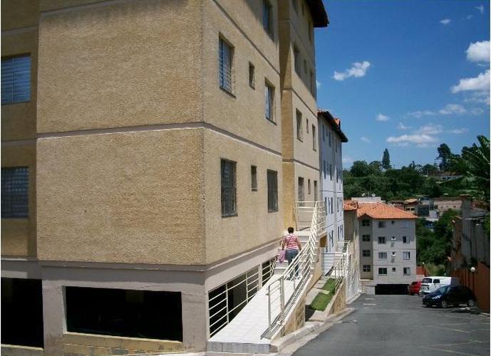 Apartamento em Granja Viana/SP de 62m² 2 quartos a venda por R$ 210.000,00