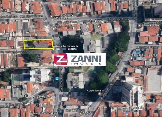 Terreno a Venda no bairro Santana - São Paulo, SP - Ref: ZANNI0026