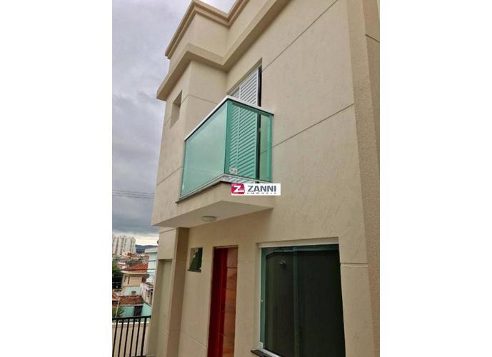 Casa em Condomínio a Venda no bairro Santa Teresinha - São Paulo, SP - Ref: ZANNI0084