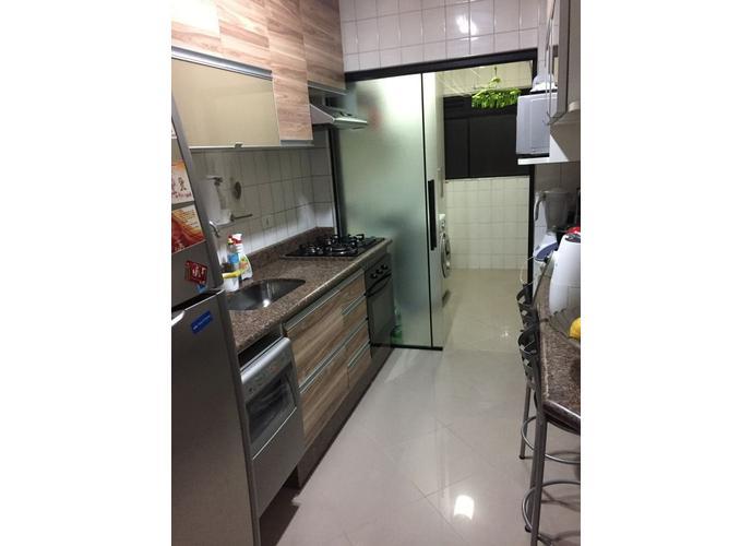 Descrição: apto de 82 metros.  3 dormitórios (1 suíte) banhe - Apartamento a Venda no bairro Lauzane Paulista - São Paulo, SP - Ref: ZANNI0098