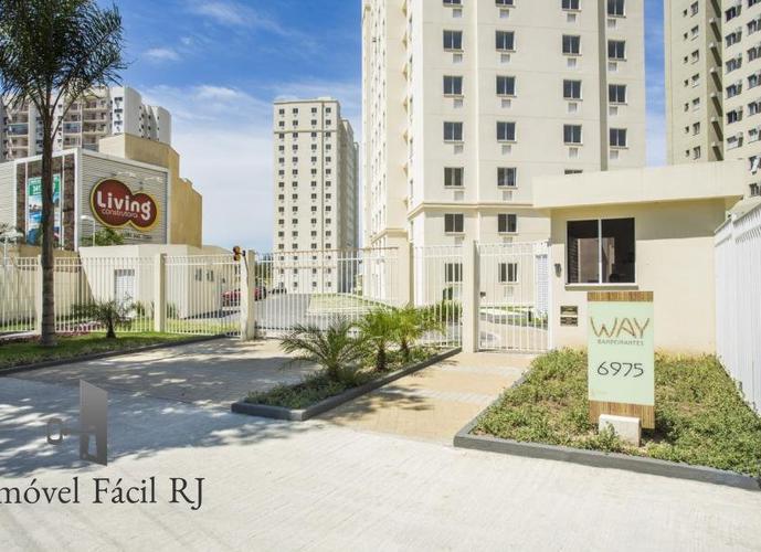 Apartamento a Venda no bairro Jacarepaguá - Rio de Janeiro, RJ - Ref: 73158