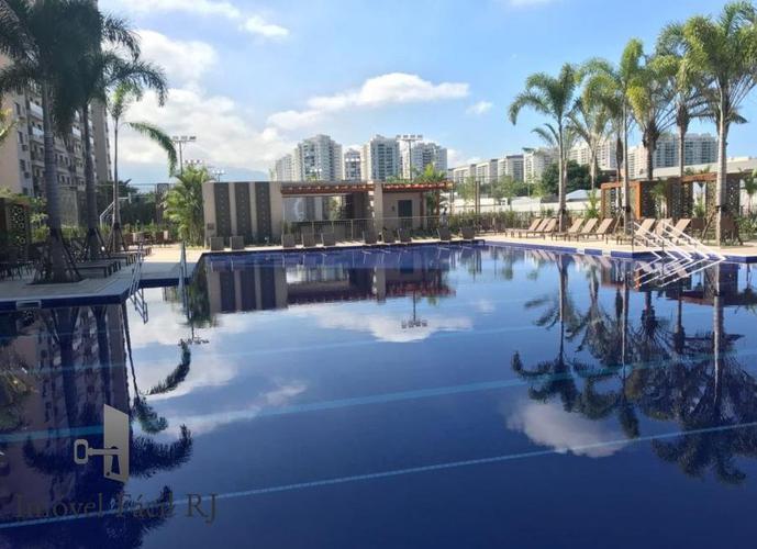 Apartamento a Venda no bairro Jacarepaguá - Rio de Janeiro, RJ - Ref: 25235RB