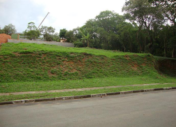 Terreno em Granja Viana/SP de 1212m² a venda por R$ 620.000,00
