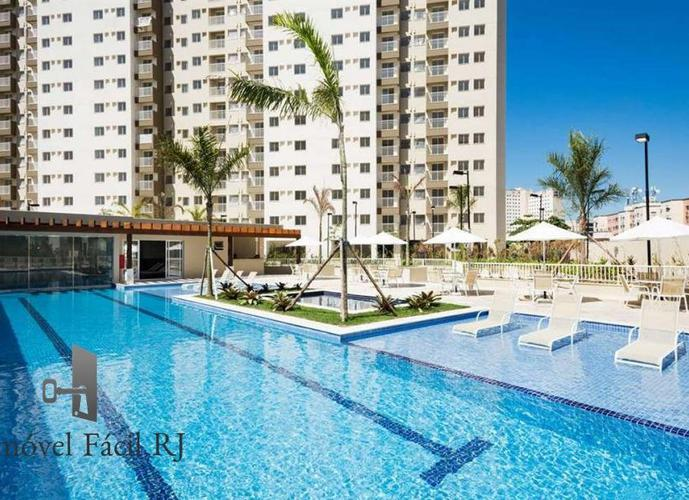 Apartamento a Venda no bairro Del Castilho - Rio de Janeiro, RJ - Ref: 43910