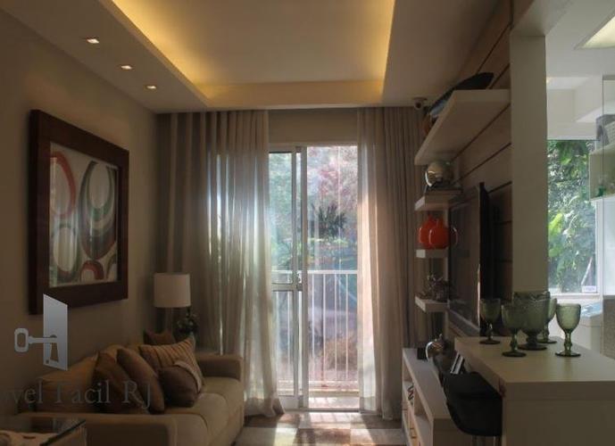 Apartamento a Venda no bairro Del Castilho - Rio de Janeiro, RJ - Ref: 3524