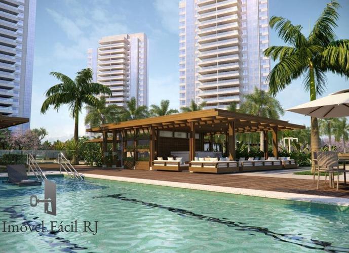 Apartamento a Venda no bairro Barra da Tijuca - Rio de Janeiro, RJ - Ref: 75352