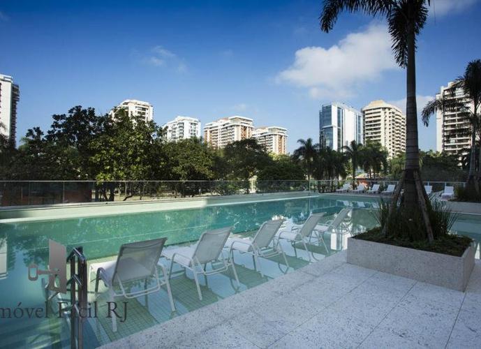 Apartamento a Venda no bairro Barra da Tijuca - Rio de Janeiro, RJ - Ref: 39756