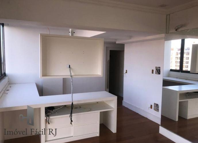 Apartamento a Venda no bairro Barra da Tijuca - Rio de Janeiro, RJ - Ref: Z80273