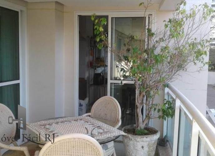 Apartamento a Venda no bairro Barra da Tijuca - Rio de Janeiro, RJ - Ref: 22558