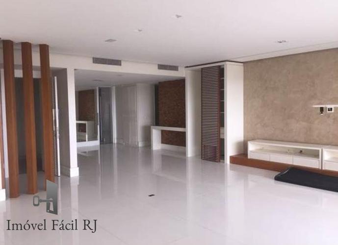 Apartamento a Venda no bairro Barra da Tijuca - Rio de Janeiro, RJ - Ref: 40491