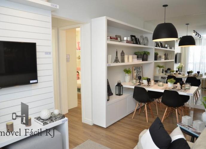 Apartamento a Venda no bairro Rocha - Rio de Janeiro, RJ - Ref: 47651